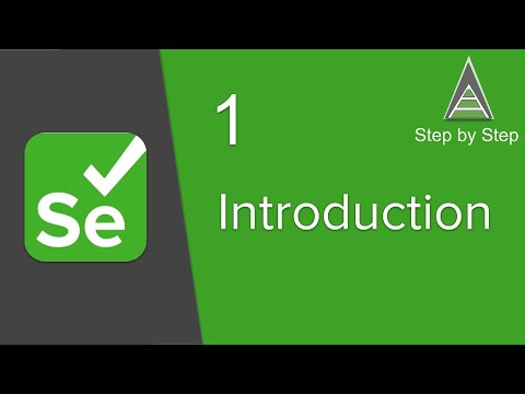 Download Selenium Beginner Tutorial 1 - Introduction - What is Selenium | Selenium Interview | Step by Step