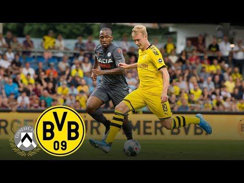 First goals by Brandt & Hazard | BVB - Udinese 4-1 | Highlights