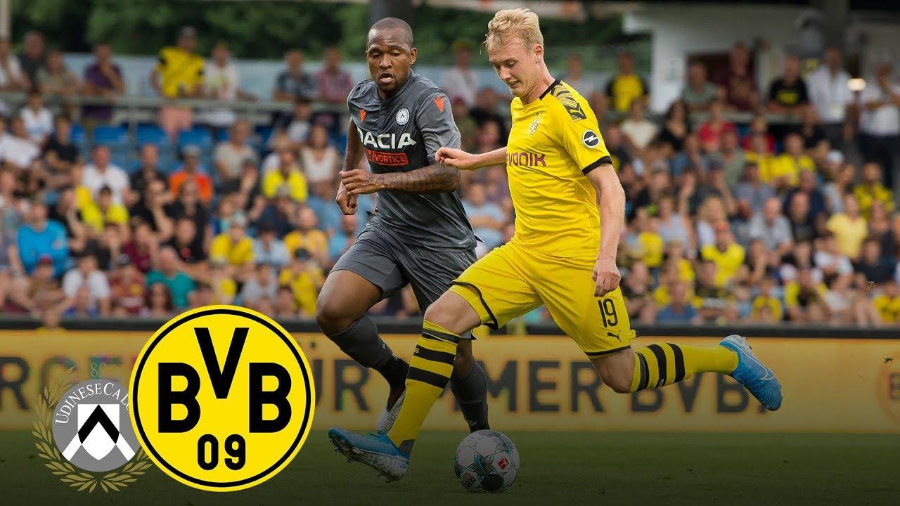 Premierentreffer von Brandt & Hazard | BVB - Udinese 4:1 | Highlights