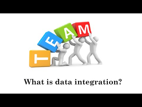 IQ 33: What is data integration?