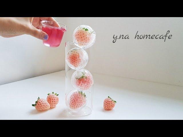 Eng) 카페놀이 / 홈카페 영상모음 / home cafe