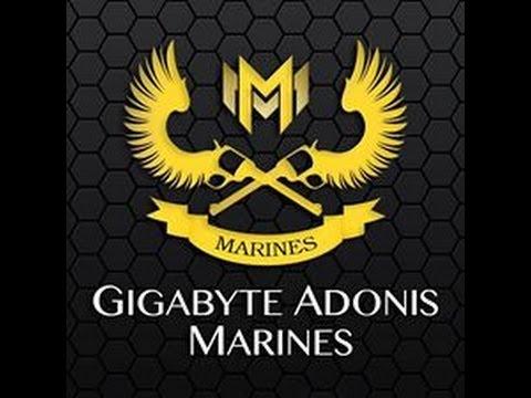 stream archie (20/12/2016) Boba marines  chính thức đổi tên Marine Esports công bố đội hình siêu ủng