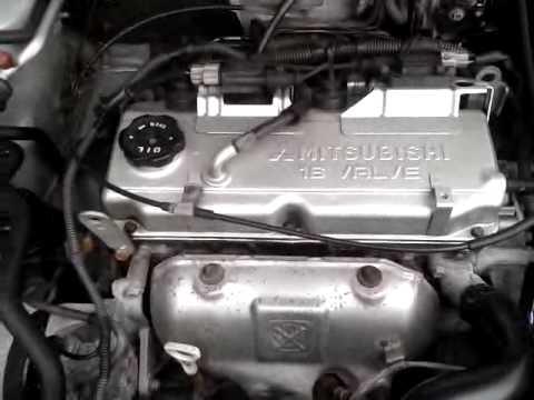 2004 mitsubishi lancer es engine