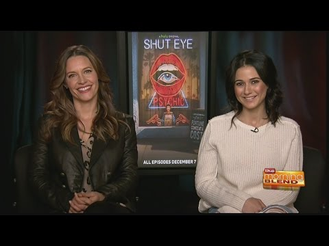 Shut Eye on Hulu  KaDee Stickland and Emmanuelle Chriqui