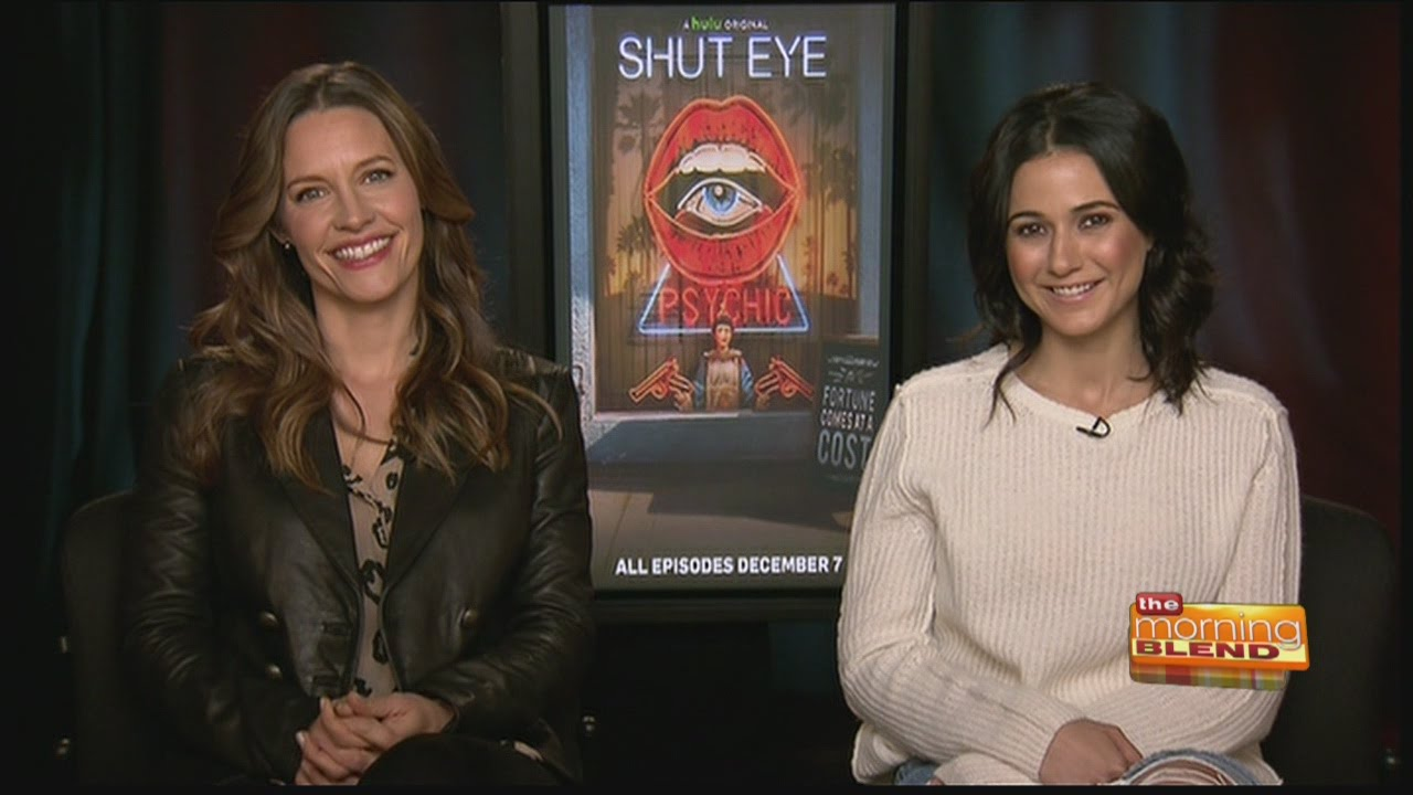 Download Shut Eye on Hulu - KaDee Stickland and Emmanuelle Chriqui