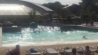 Nouveau parc aquatique à l'Inly