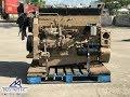Gambar cover Cummins L10 Engine MECHANICAL TEST RUN Serial # 34623162 | CA TRUCK PARTS