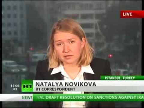 Israel lambasted at Turkey summit as Putin condemns Gaza raid