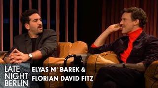 Elyas M'Barek & Florian David Fitz bekommen Handyverbot!   Late Night Berlin   ProSieben
