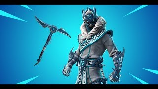 *NEW* FORTNITE SKIN SNOWFOOT//FORTNITE LIVE GAME PLAY