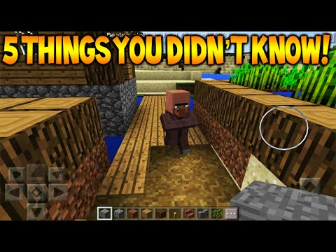 Minecraft Pocket Edition: 5 Cool Things You Possibly Didn ...