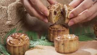 Làm bánh trung thu thập cẩm truyền thống và hiện đại cùng Nguyệt VA