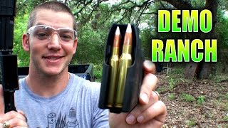 Deflecting an Armor Piercing Bullet