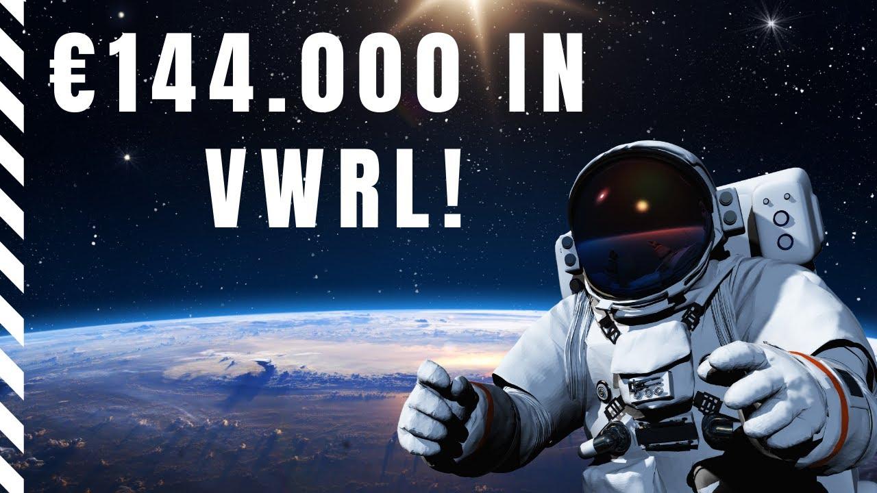 Download IK INVESTEER $144.000 IN VWRL - VANGUARD ALL WORLD