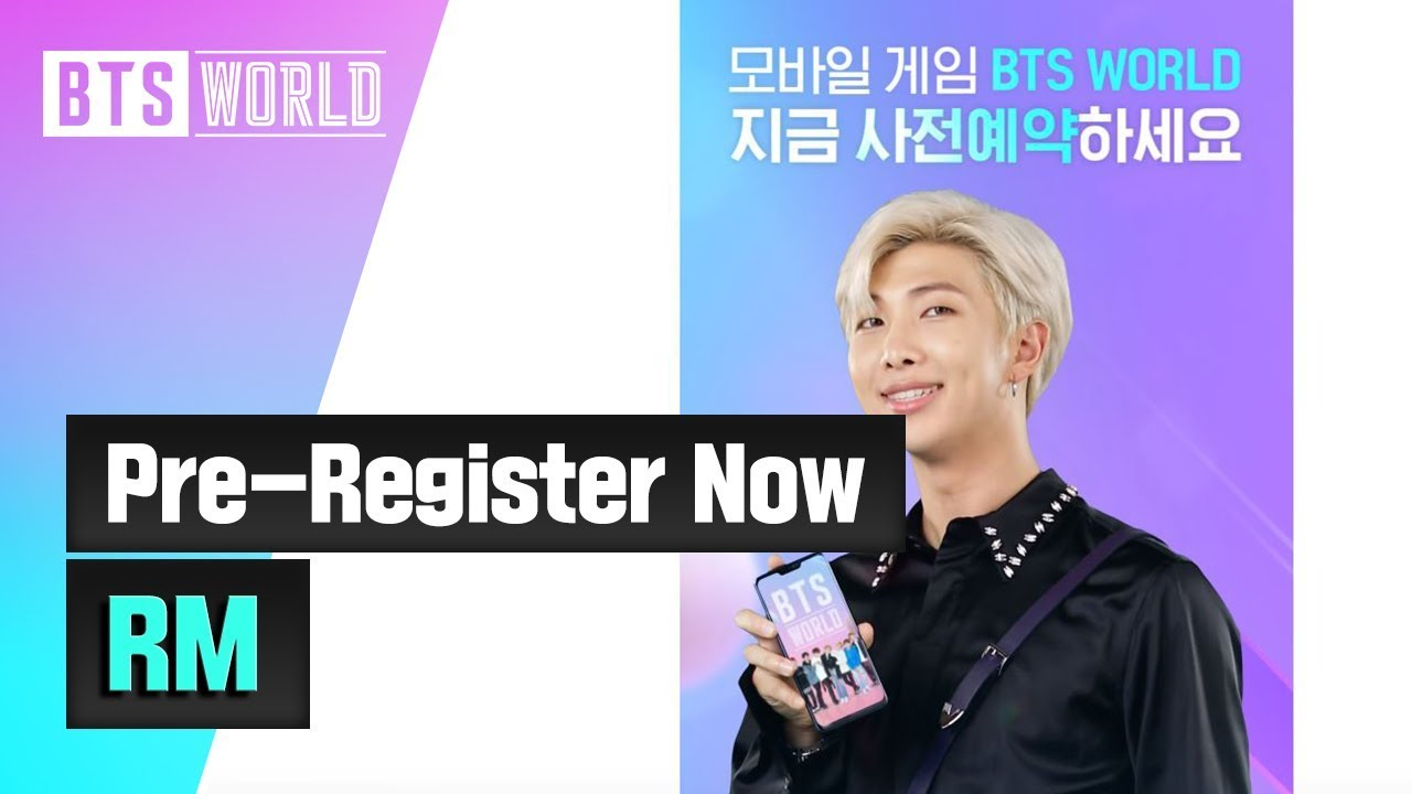Everything You Need To Know About BTS World Before It Takes Over