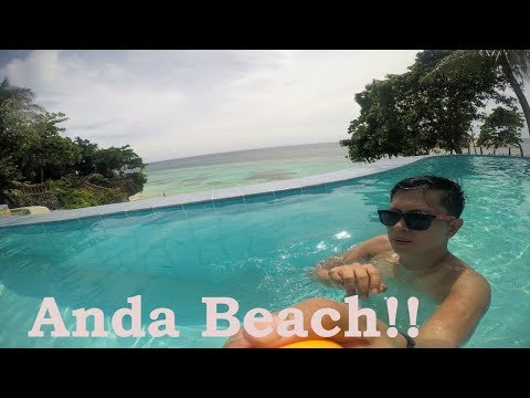 First Ever Travel Adventure to Anda Beach, Bohol Philippines