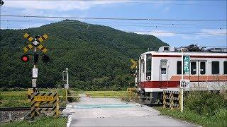 会津鉄道線踏切4