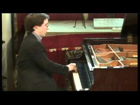 Ashley Fripp (piano) plays Liszt's Totentanz (solo version) 1st part