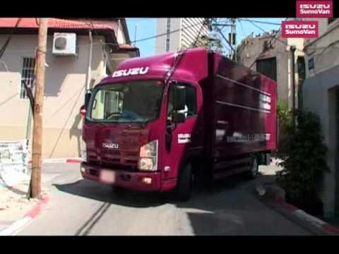 סופר משאית איסוזו - YouTube BP-65