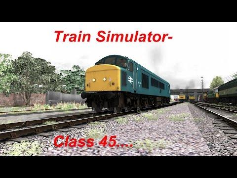 Train Simulator 2015 - Class 45 Peak! |