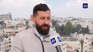 16/3/2020 - مصنع فلسطيني ينتج لباسا واقيا من كورونا مستعد لإهداء الأردن شحنة مجانية