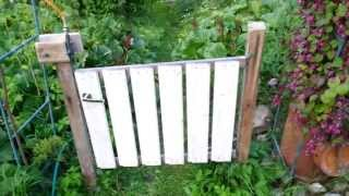 Homemade Automatic Gate Opener