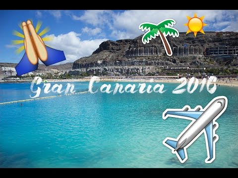 Gran Canaria, Puerto Rico 2016