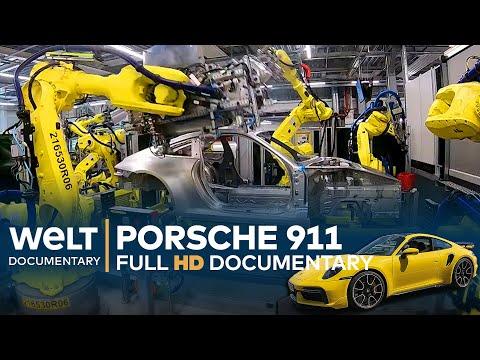 Building A PORSCHE 911 - Legend On 4 Wheels   Full Documentary