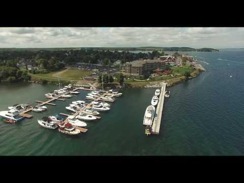 Clayton NY Aerial Tour