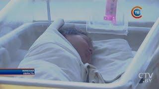 Девочка останется в больнице на неделю, потом ее переведут в дом малютки: