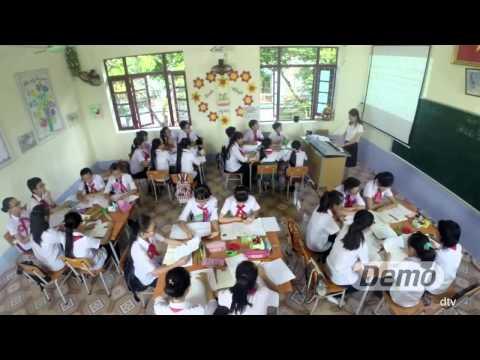 truong hoc moi - THCS 6 - mon Am Nhac dtvtttt VNEN THCS
