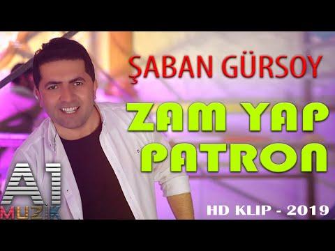 Şaban Gürsoy - Zam Yap Patron - Videoᴴᴰ