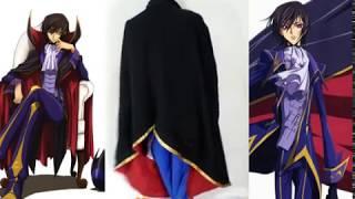 Miccostumes.com - Code Geass Zero Cosplay Costume
