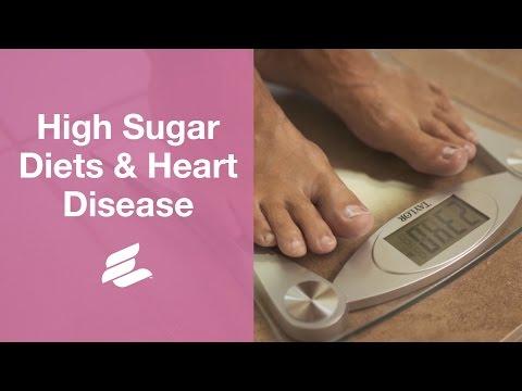 Sugar Awareness: High Sugar Diets & Heart Disease