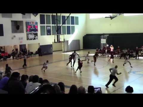 David Bargamento Jr. Basketball Highlights C/o 2014 Coral Reef Senior High School
