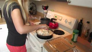 Chicken Bake With Spinach *easy Recipes For Two