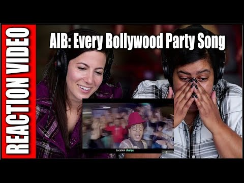AIB Every Bollywood Party Song Feat. Irrfan Reaction Video | Review | Discussion | Podcast Guests