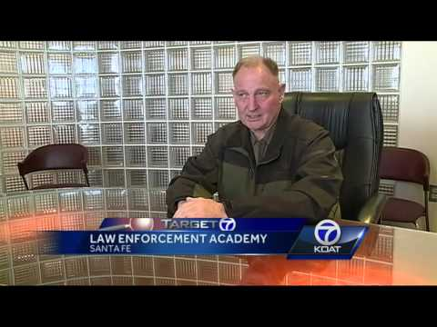 NM law enforcement academy curriculum: Be sudden