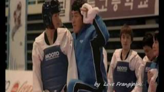 Spin Kick - Hyun Bin (Song-Live is Life / Artist-OPUS)