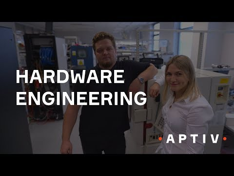 Hardware Engineering At Aptiv