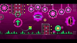[Beat on mobile] Beginning of Time by Viprin (harder) | gd  Geometry Dash
