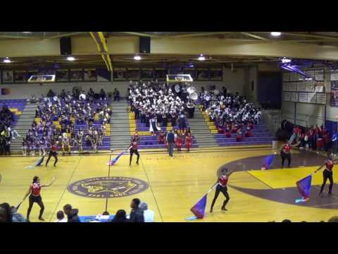 2016 Camden High School (NJ) Band Battle (10-15-16) Part 2 of 5