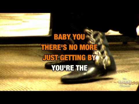 My Baby You (Radio Version) : Marc Anthony   Karaoke With Lyrics