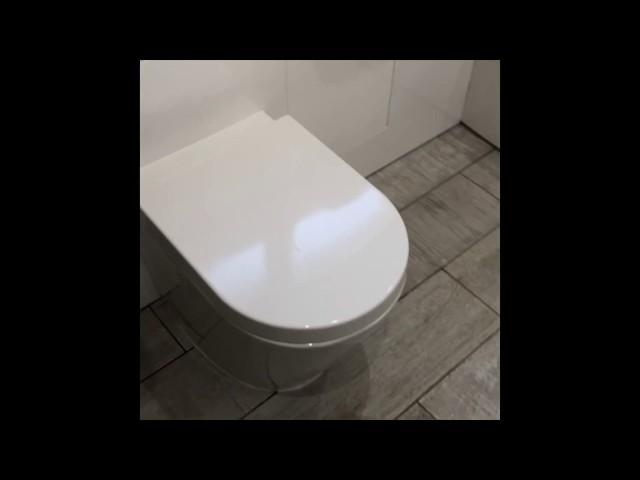 Family bathroom in Wickford