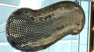 Troika - Cloud, Kinetic Sculpture 2008