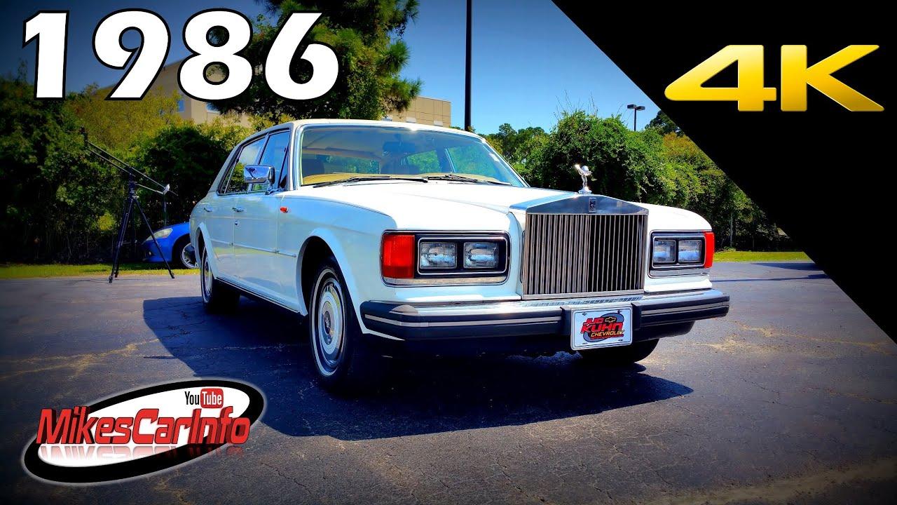 1986 Rolls Royce Silver Spur - YouTube