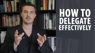 How to Delegate Effectively with Colin Boyd