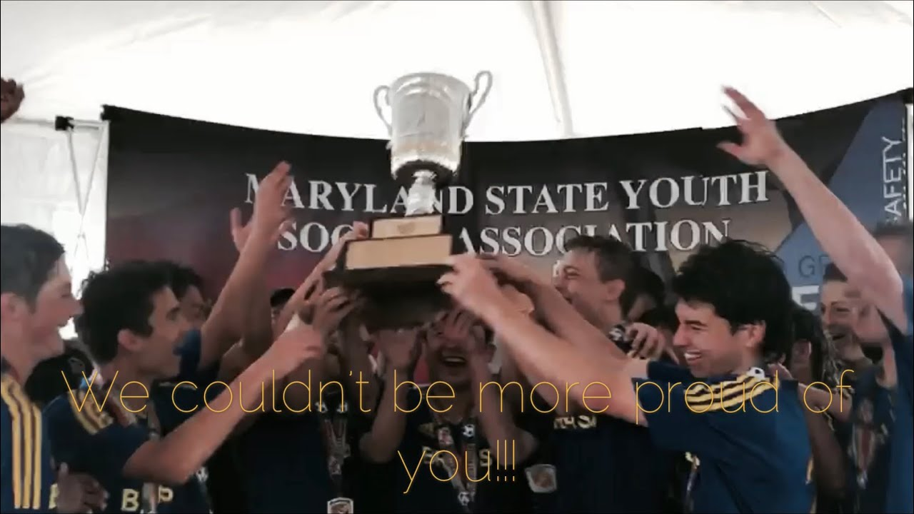 Maryland State Cup Champions - BRAUSA 2002 Blue