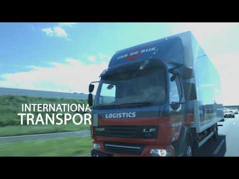Ян де Райк България – международни шофьори -- Jan De Rijk Promo Bulgaria - International Drivers