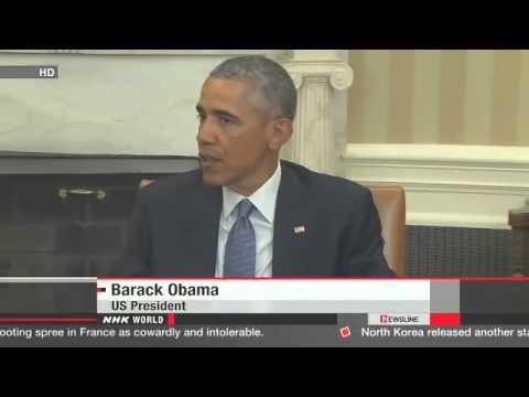 AlgosysFx Forex News Desk: Obama condemns attack in Paris
